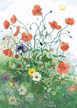 heye flower puzzle