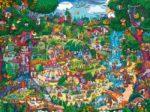heye wonderwoods puzzle