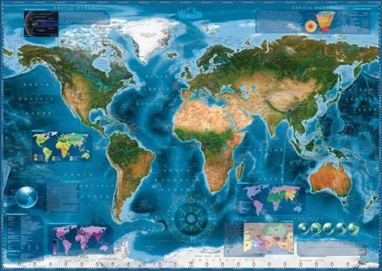heye satellite map puzzle