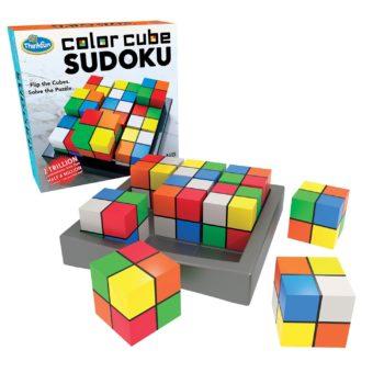 45-1560 color cube sudoku