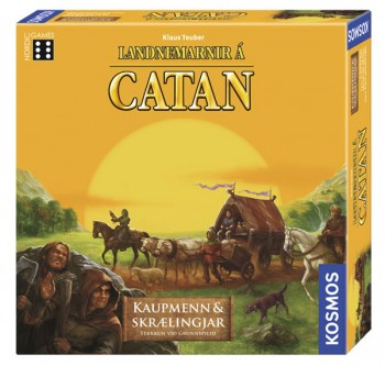 Catan_kaupmenn_og_skraelingjar_1