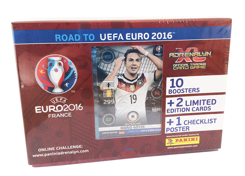 road to euro 2016 gift box nordic games. Black Bedroom Furniture Sets. Home Design Ideas