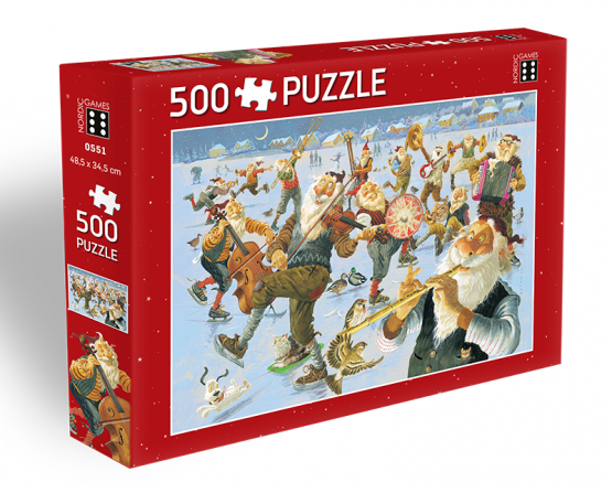 Puzzle_500_Hljomsveit_2