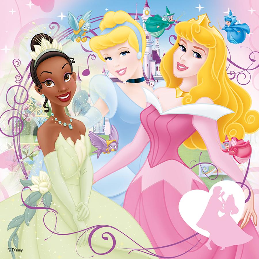 Картинка принцессы деснейские