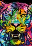 heye wild tiger puzzle