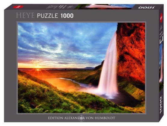 heye seljalandsfoss puzzle